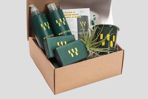 Whistler Wash Co Gift Kit
