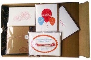 Idea Chic Parcel Post Seasonal Subscription