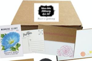 Idea Chic Stationery Box Subscription