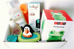 Bubble Bath Box