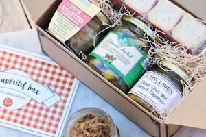 Bon Appétit Snack Box