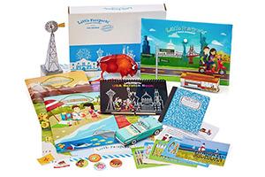 Little Passports: USA Edition