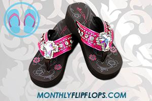 Monthly Flip Flops