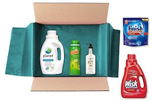 Amazon Prime Suds Sample Box