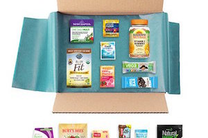 Amazon Prime New Year New You Sample Box