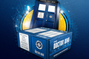 Doctor Who Block
