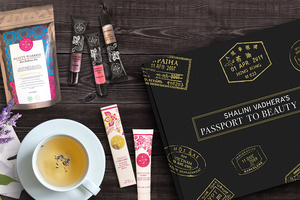Passport to Beauty Box