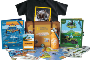 National Geographic Kids Box