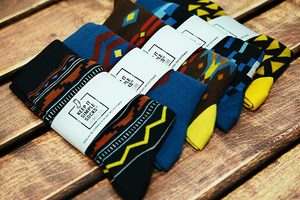 Keep It Simple Socks