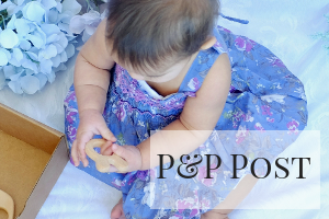 Pimpernel & Plum: Mama and Baby Box