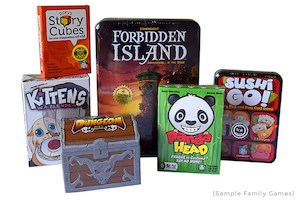 Play Crate by BoardGames.com