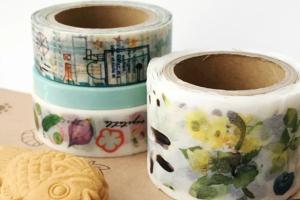 Sticky Kit Japan Washi Tape
