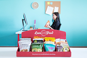Love With Food Office Box