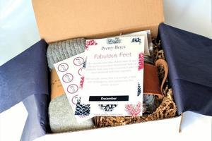 Pretty-Betes Box for Diabetic Women