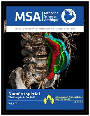 MSA/Acfas2011