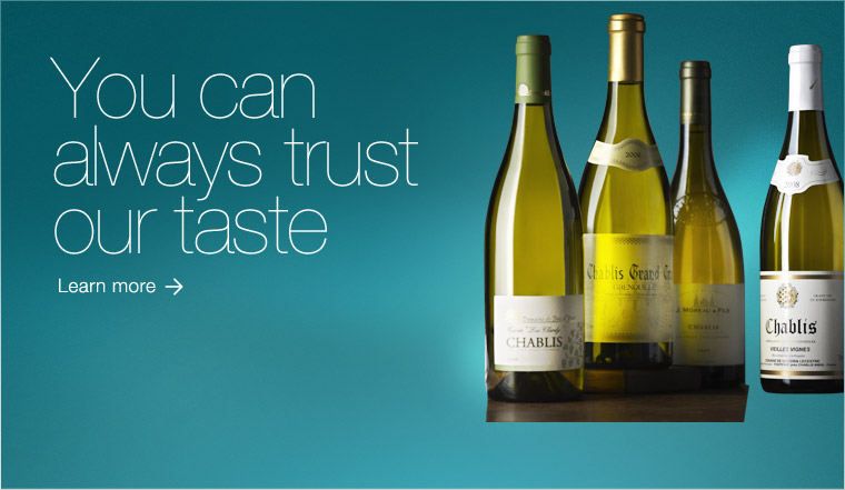 You can always trust our taste.