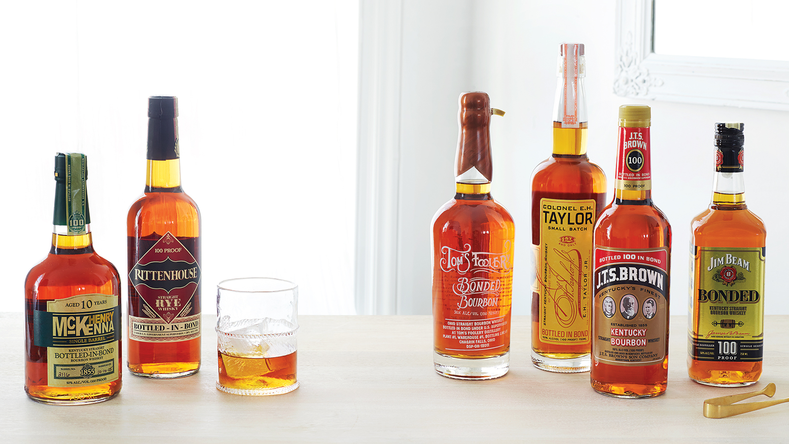 Why You Should Try Bottled-In-Bond Whiskey