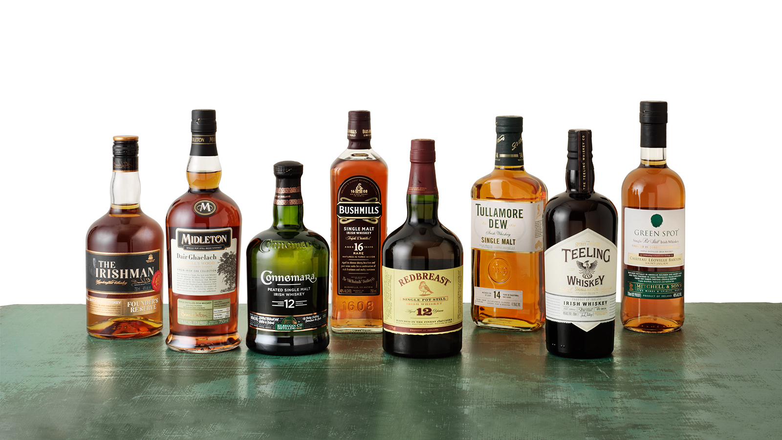 10 irish whiskeys you must try now whisky advocate. Black Bedroom Furniture Sets. Home Design Ideas