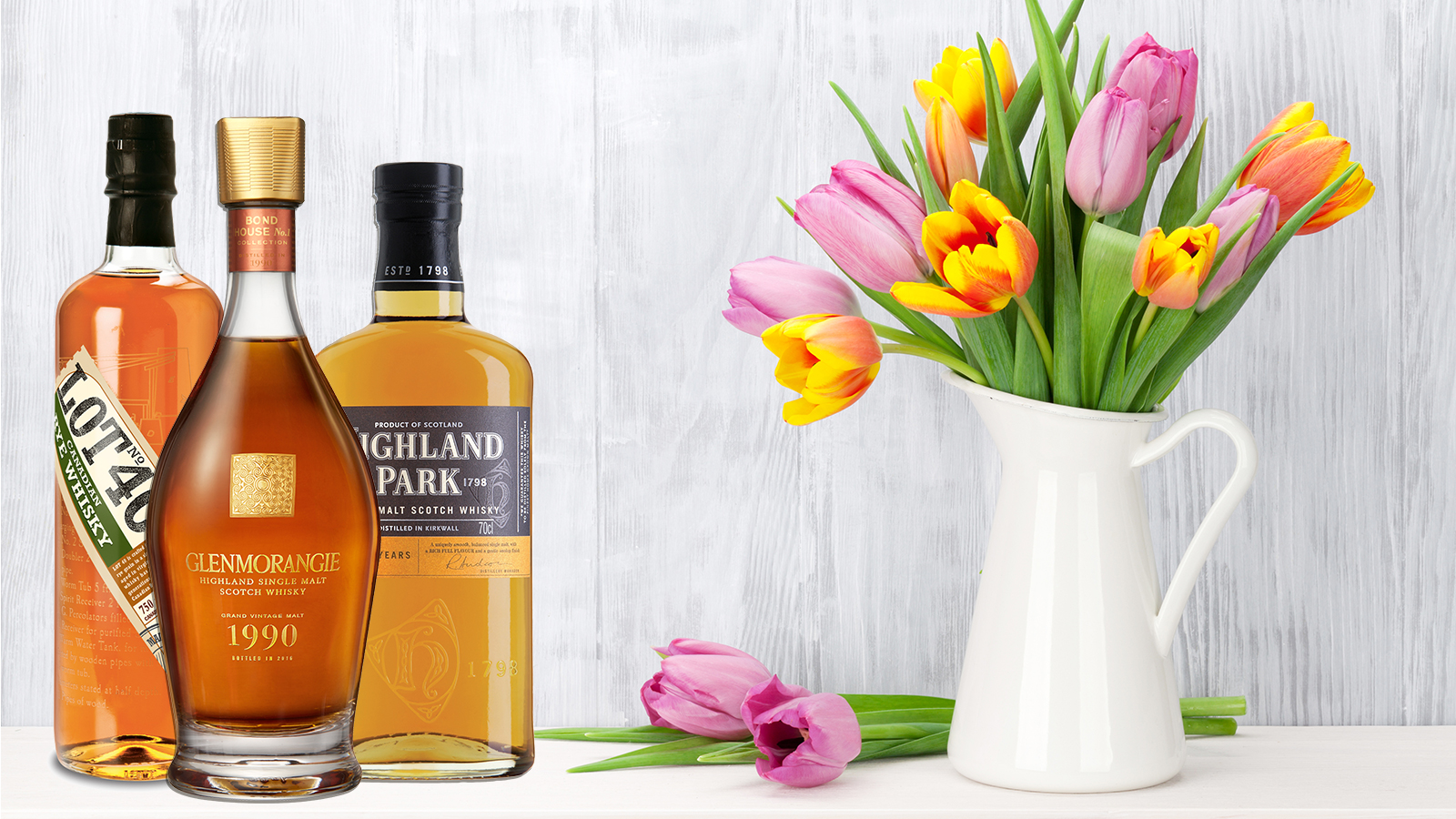 9 Floral Whiskies To Gift This Mother's Day Instead of Flowers Whisky Advocate