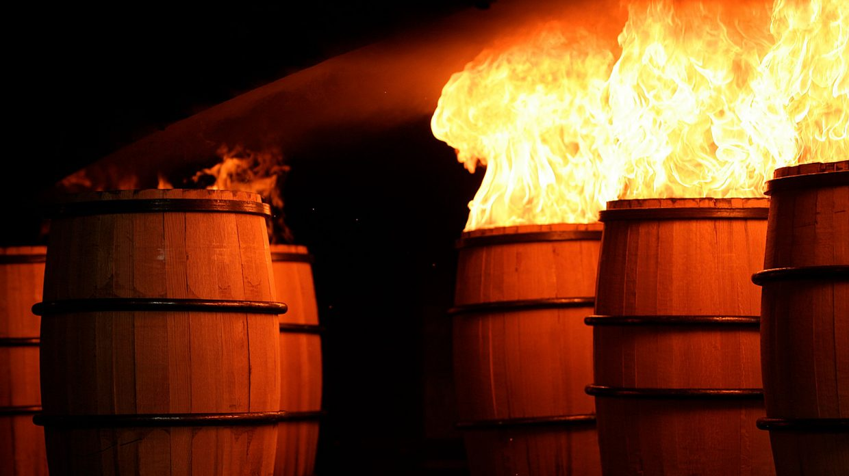 how charring and toasting wood impacts whiskey flavor whisky advocate