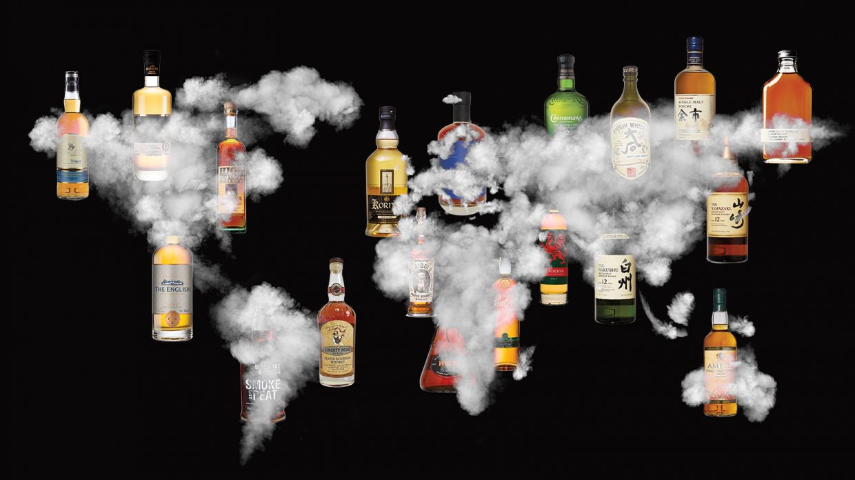 Smoke Beyond Scotland: These World Whiskies Are Made With Scottish Peat - Whisky Advocate