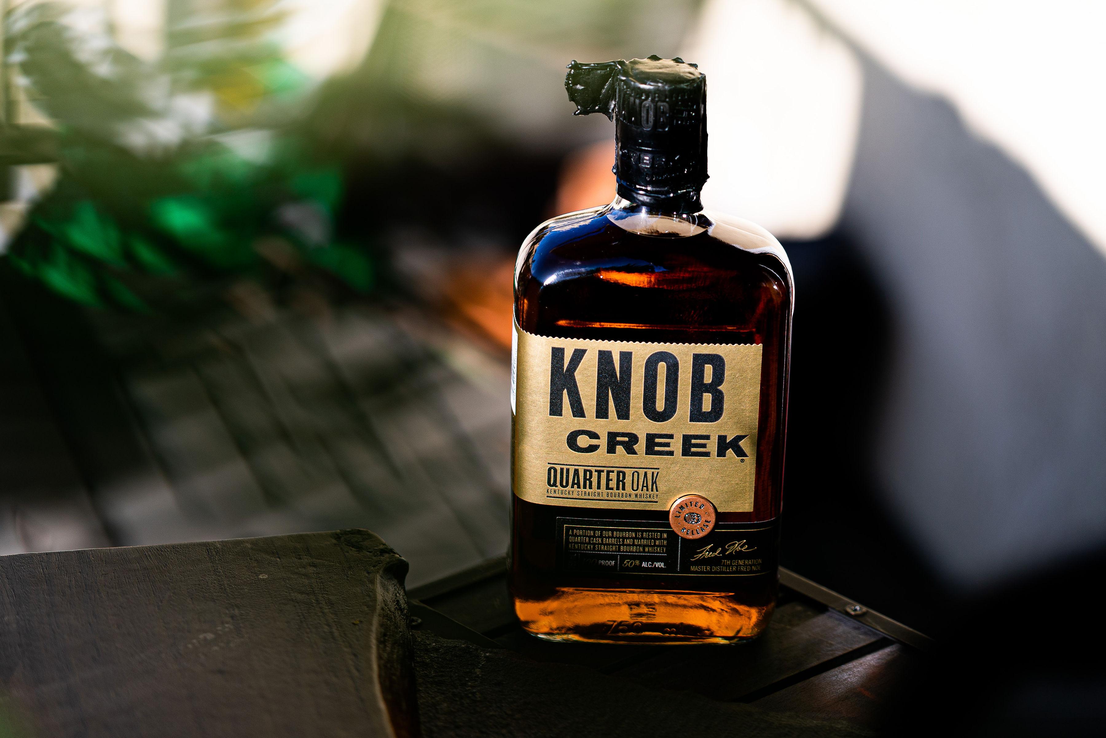 Empty Eagle Rare Buffalo Trace Distillery Bourbon Bottle pristine condition