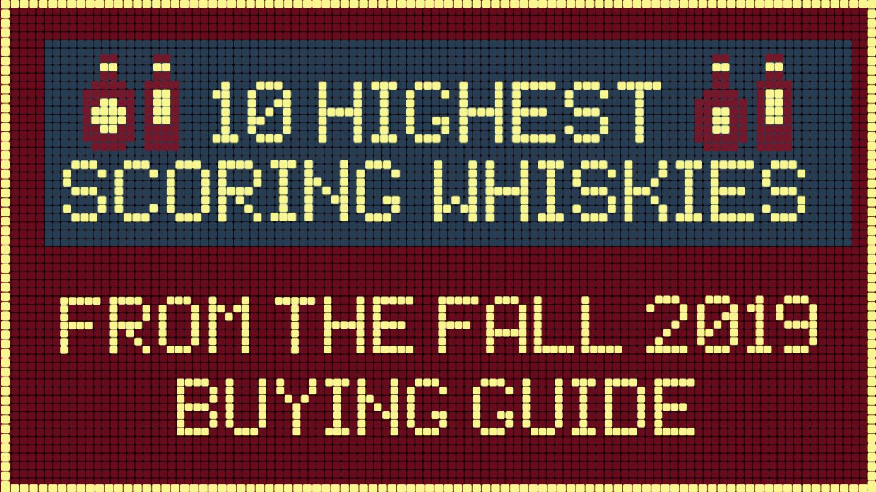 10 Highest-Scoring Whiskies in the Fall 2019 Issue - Whisky Advocate