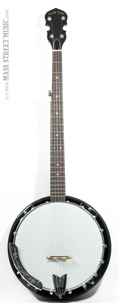 Gold Tone CC-50RP Cripple Creek Resonator