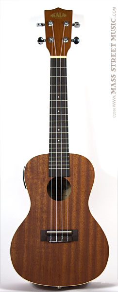 Kala KA-CE Mahogany Concert Uke w/pickup
