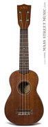 Kala KA-SMHS Mahogany Soprano Uke