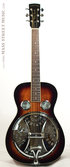 Gold Tone PBR  Roundneck Resonator
