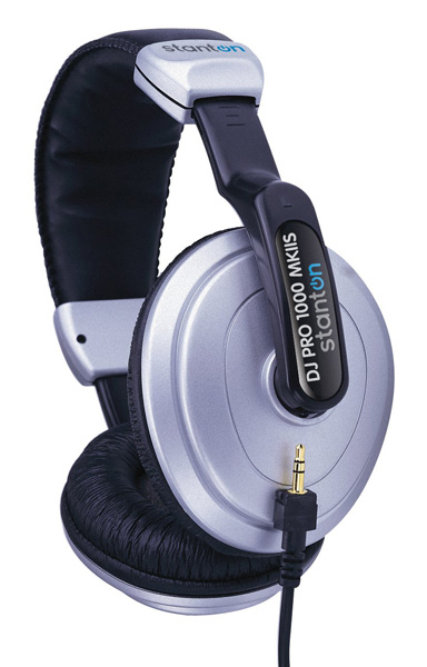 Stanton DJ Pro 1000 MKII Headphones