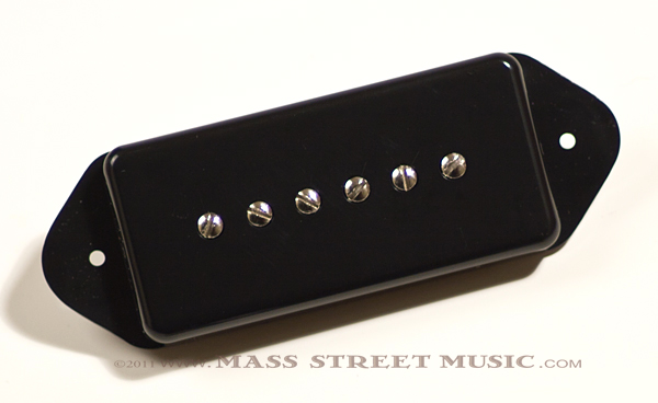 Lindy Fralin P90 Dogear -10% Underwound Pickup
