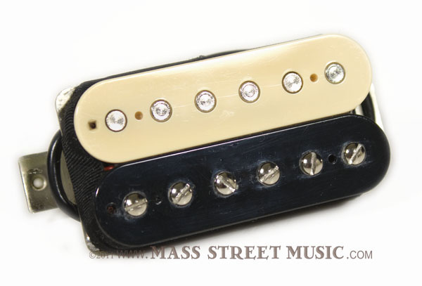 Grosh Small Block 327B Humbucker Pickup - Zebra