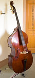 Unknown 3/4 Upright Bass
