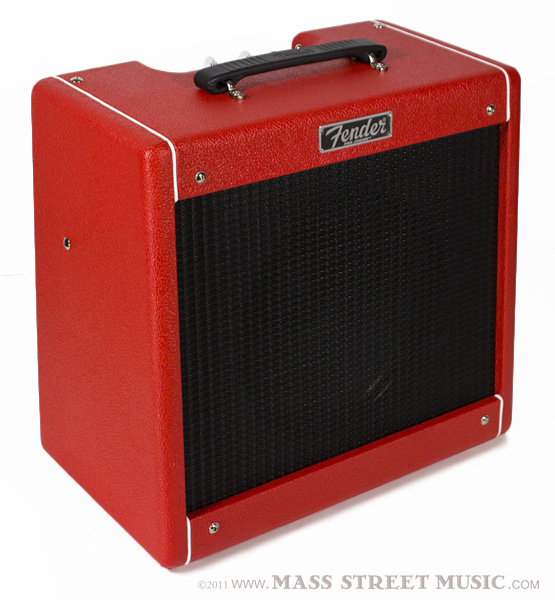 Fender&reg; Ltd. Edition 'Red October' Pro Junior