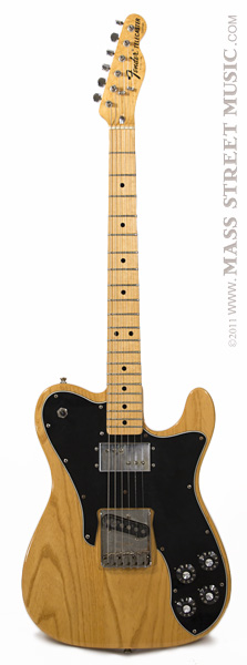 Fender® 1976 Tele Custom