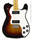 Fender® Modern Player Thinline Deluxe Tele