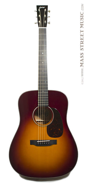 Collings D1VN SB Custom