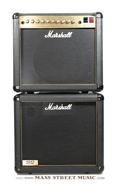 Marshall JCM 900 4501 with 1912 Extension Cab