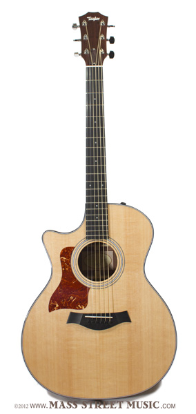 Taylor 314CE Lefty