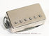 Lindy Fralin Humbucker 7.5K Pickup - Nickel