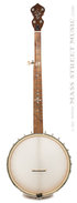 "Ome Juniper 12"" Open Back Banjo"