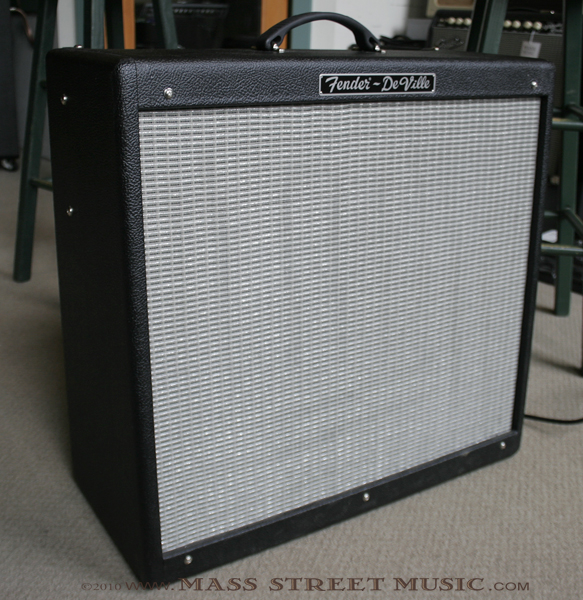 Fender® Hot Rod DeVille  (II) 410 Combo Amp