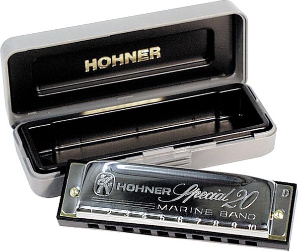 Hohner Special 20 - Key of C