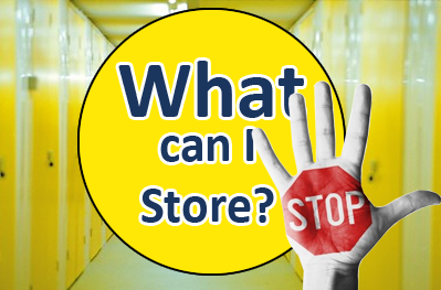 You can think of your storage unit as a second garage or business supply room.  sc 1 st  Merthyr Self Storage & What should or should not be stored in a self storage unit ...