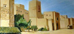 Les remparts de Sfax