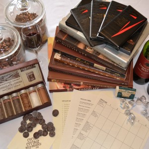 Cocoa Cottage Bed Breakfast Chocolate