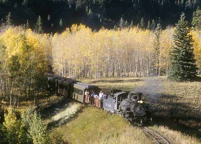 Cumbres Railroad