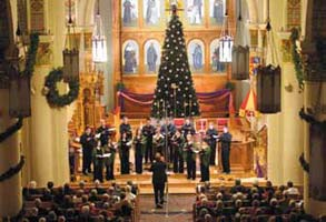 Holiday Music in Santa Fe